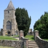 St Mary's Church, Ticehurst. East Sussex