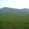 Farmland, looking towards Bwlch Mawr