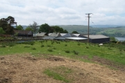 Gare Loch, High Balernock Farm