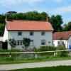 House and Secondary Pond, Bishop Burton