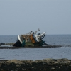 Shipwreck at Cairnbulg