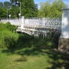 Hemel Hempstead: The White Bridge, Gadebridge Park