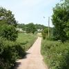 Luppitt: lane to Shapcombe Farm