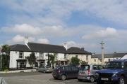 Village square, St Keverne
