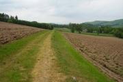 Ploughed field, Castlecraig Estate