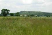 View towards Bardon Hill