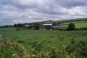 Falkirk farming country