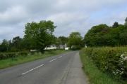 Symington village