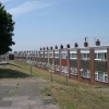 Terraced Housing, 1960's style.