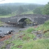 Bridge at Pennyghael over the Leidle river
