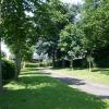 Driveway to Hawstead Hall
