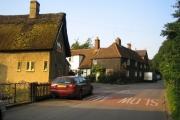 Dane End: Munden Road