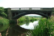 Bridge over River Aln