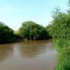 River Ouse near Cawood Parish Church