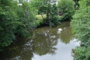 River Tamar from New Bridge, Gunnislake