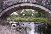 Through Harford Bridge