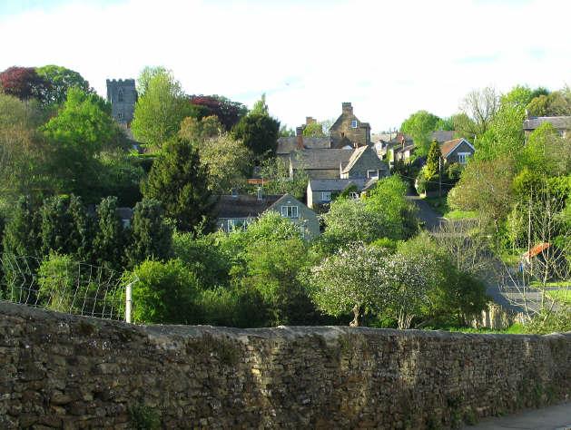 Steeple Aston, Oxfordshire