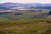 Knockaloe from Corrins Hill, Isle of Man