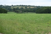Morebath: near Keens Barn