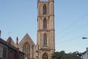 St Werburghs' Church, St Werburghs.