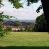Horfield Common looking over Bristol