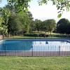 Open air swimming pool in St Andrews' park.