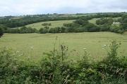 Sourton: near Little Thorndon Farm