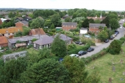 Aston Clinton from the church tower