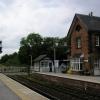 Cattal railway station