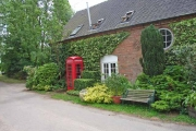 Hall Cottage, Somersal Herbert