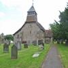 St Giles Church, Marston Montgomery