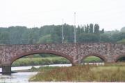 Countess Wear Bridge over the Exe