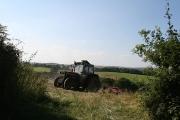 Crediton Hamlets: turning the hay