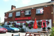 The Red Lion public house, Sparrow's Green, Wadhurst