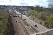 Road & Rail Cross the Wye
