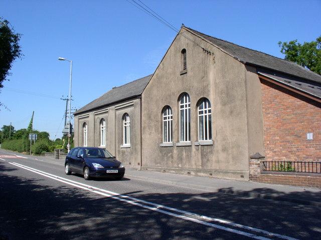 Bryn Methodist Church, Alltami