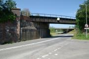 The Iron Bridge, near Honiton