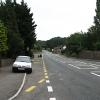 Road Junction in Crick