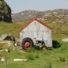 Old tractor at Airde Mhighe