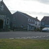 Post Office and Church, Murton