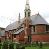 St.Stephen's church, Hatton, Lincs.