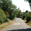 The road into Ailsworth