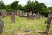 Graveyard, Capel Hendre