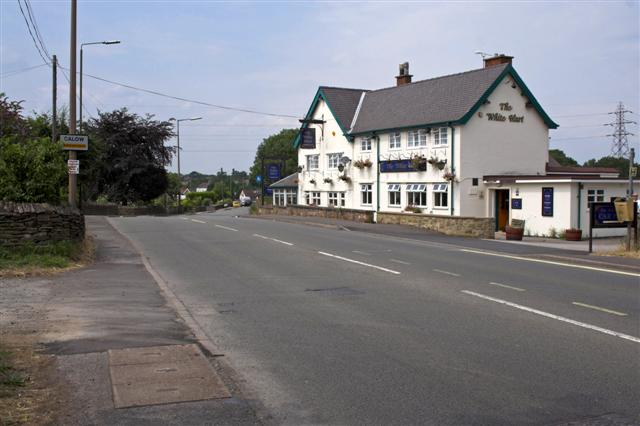 The White Hart, Calow