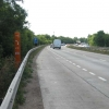 Lay-by on the A4232