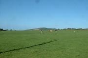 Farmland near Lletyadda