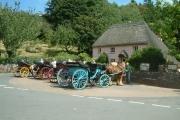 Cockington, Horse Drawn Carriages