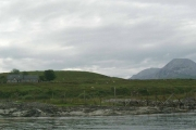 West shore of Lowlandman's Bay