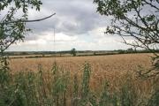 Farmland near Boothby Pagnall