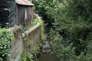 River Hamble upstream of the A334 at Botley Mill